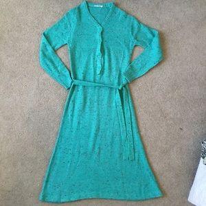 Vintage sweater dress. Size s/m.